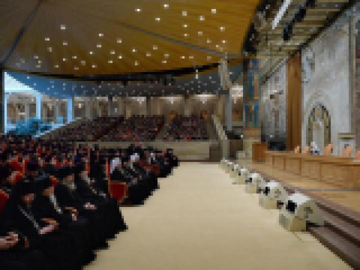 Предстоятель Русской Церкви поддержал инициативу духовенства по созданию единых рекомендаций к проведению огласительных бесед перед Крещением