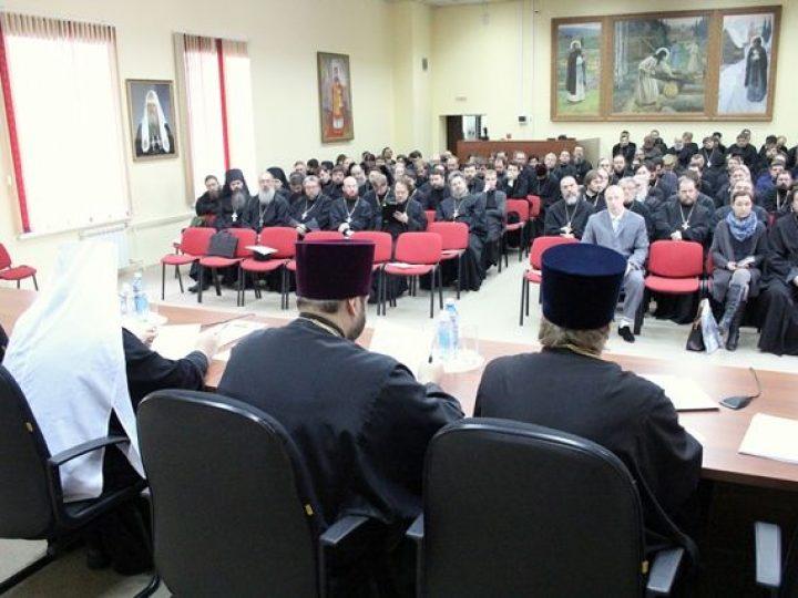 В Кемерове прошло ежегодное собрание епархиального духовенства