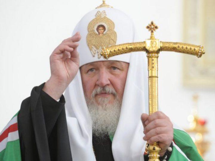 Обращение Патриарха Московского и всея Руси Кирилла в связи с Международным днем защиты детей