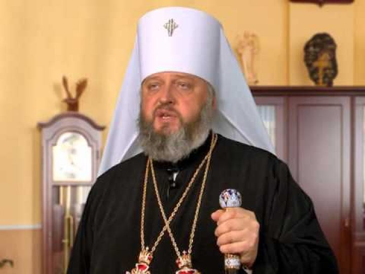 Пасхальное поздравление Аристарха, митрополита Кемеровского и Прокопьевского