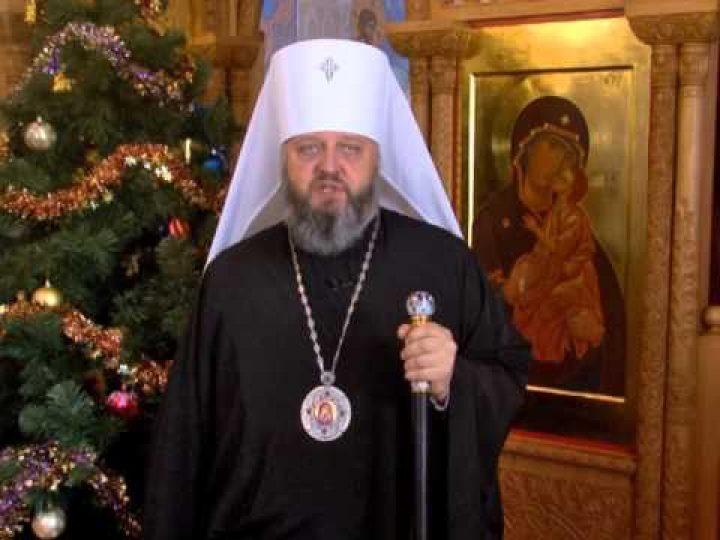 Рождественское поздравление митрополита Кемеровского и Прокопьевского Аристарха