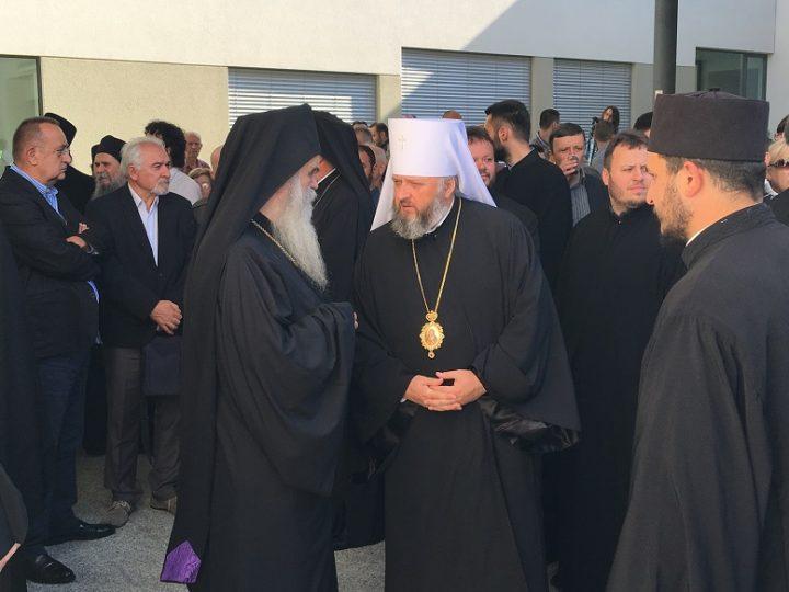 Митрополит Аристарх принял участие в мероприятиях Сербской Православной Церкви, посвящённых годовщине трагедии в Ясеноваце