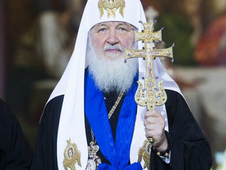 Архиереи Кузбасской митрополии сослужили Патриарху в его юбилей