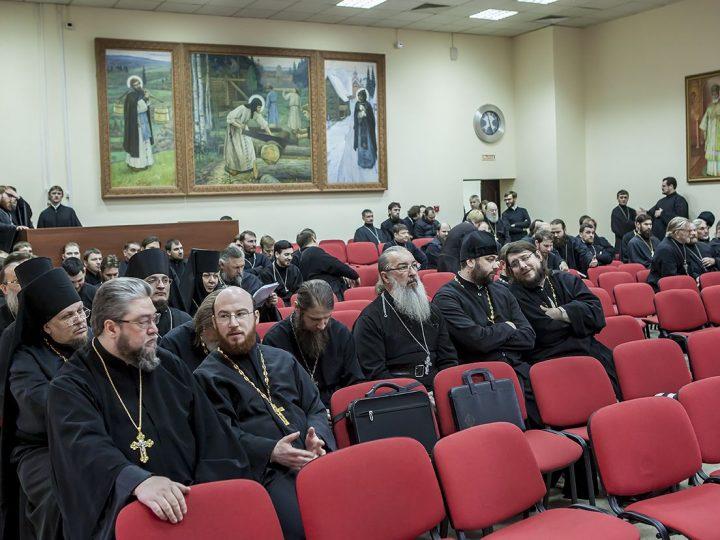 В Кемерове прошло Епархиальное собрание
