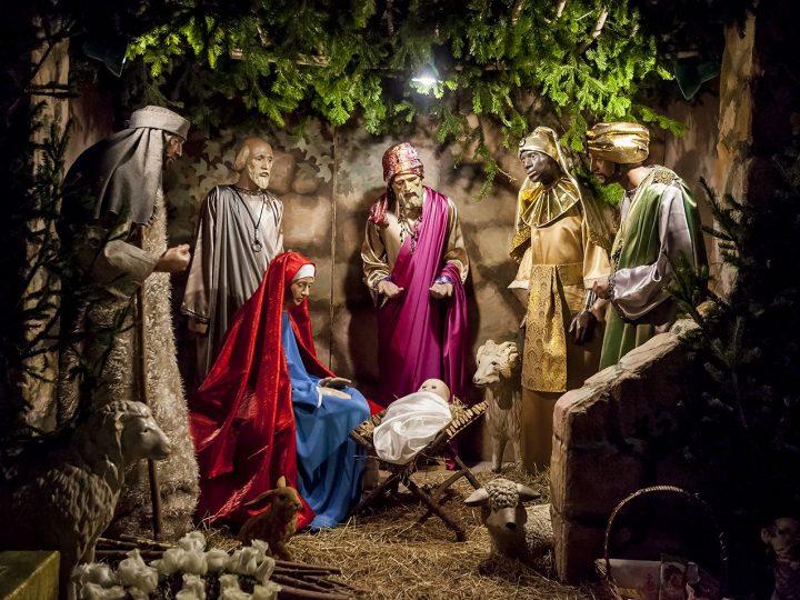 Рождество Твое, Христе Боже наш, озарило мир светом богопознания