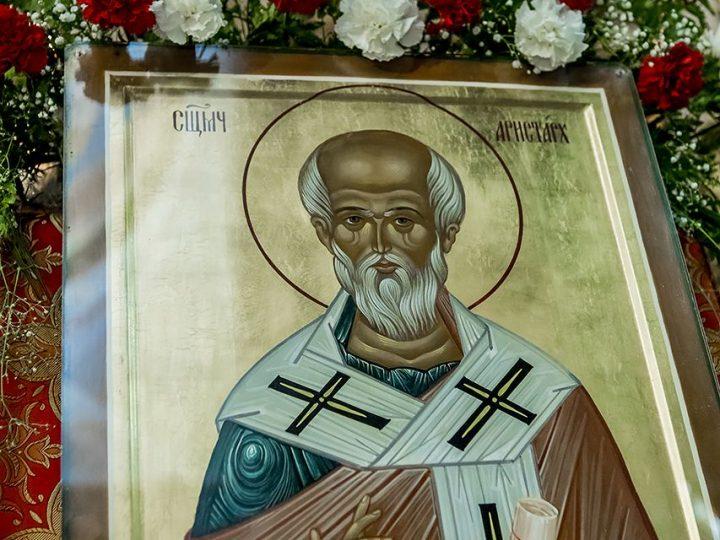 Митрополит Аристарх встретил день своего тезоименитства