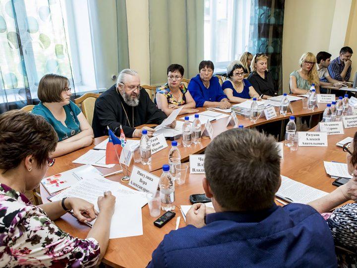 Глава Кузбасской митрополии принял участие в рассмотрении федерального законопроекта