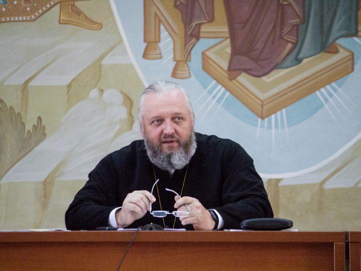 В Кемерове прошло очередное заседание епархиального совета