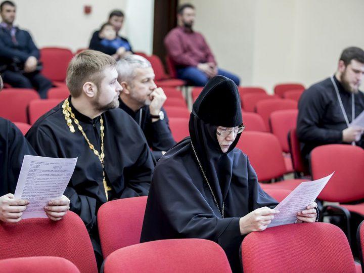 В Епархиальном управлении Кемерова состоялось традиционное собрание руководителей отделов