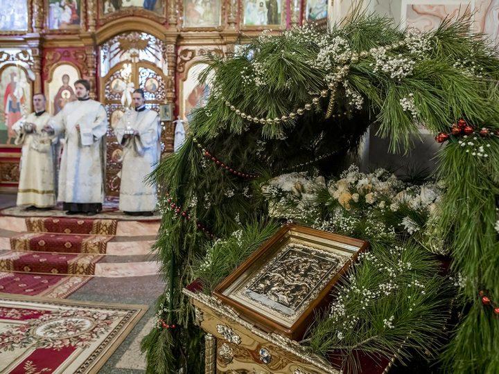 Глава Кузбасской митрополии посетил Мариинскую епархию
