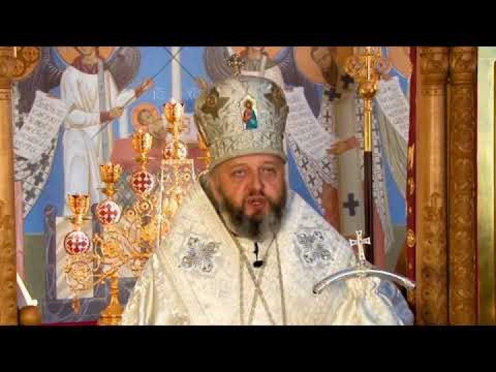 Митрополит Кемеровский и Прокопьевский Аристарх. Рождественское обращение 2018