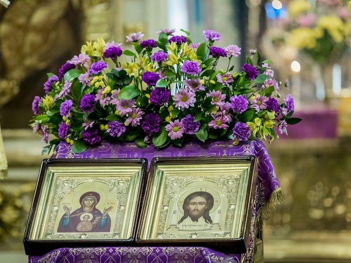 Митрополит Аристарх возглавил богослужение в неделю Торжества Православия