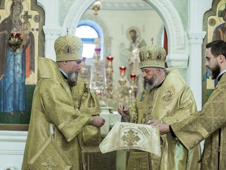 В Кемерове почтили Собор святых земли Кузнецкой