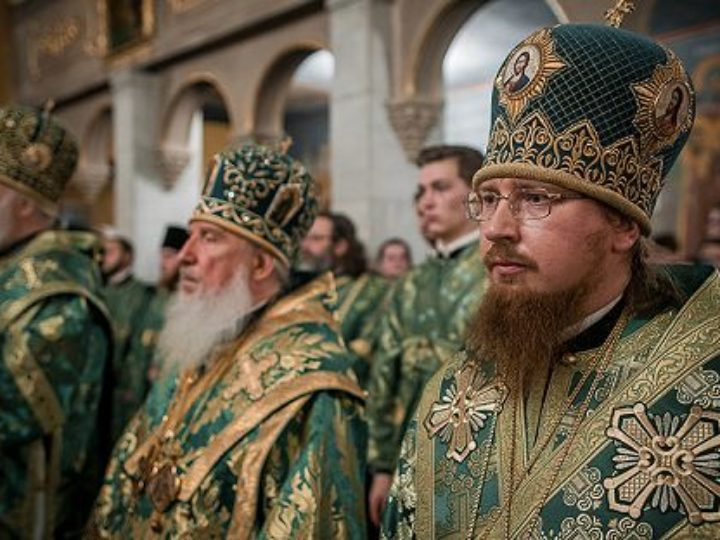 Кузбасский архиерей принял участие в праздновании дня памяти Преподобного  Сергия Радонежского