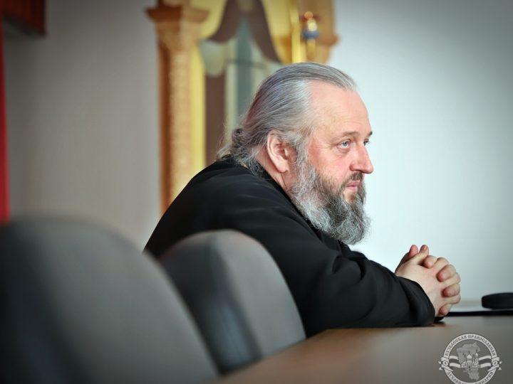 В Кузбасской семинарии прошла научно-практическая конференция