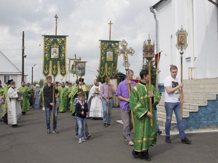 В день памяти преподобного Сергия митрополит Аристарх совершил две хиротонии