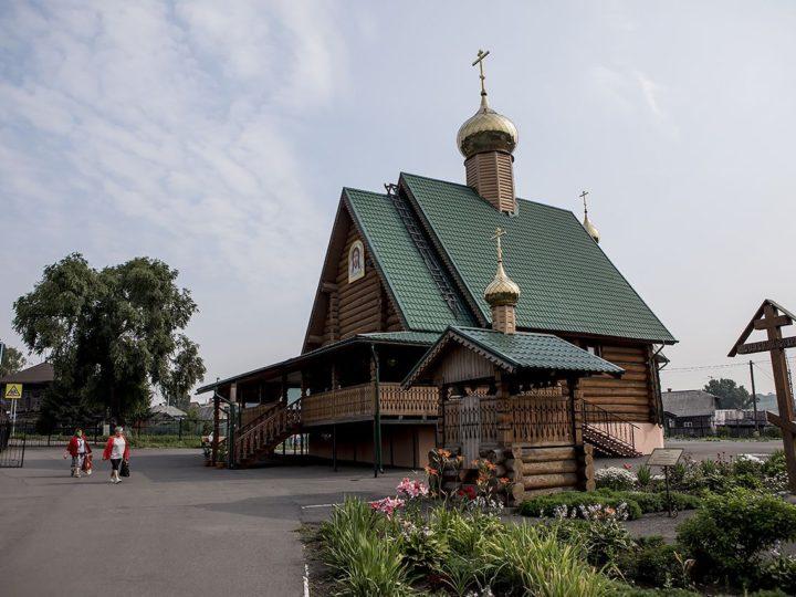 Митрополит Аристарх совершил Всенощное бдение в прокопьевском храме праведного Прокопия Устюжского в канун престольного дня