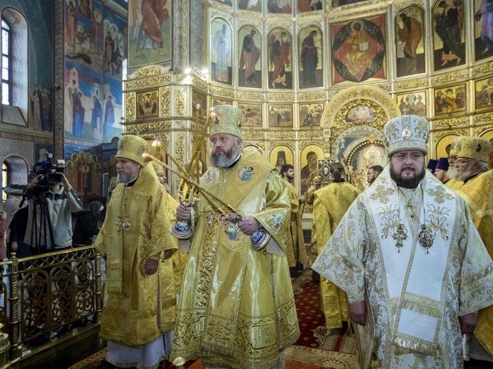 В Кузбассе почтили память святых Собора земли Кузнецкой