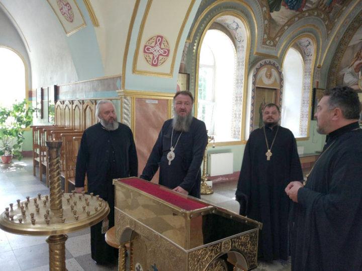 Митрополит Аристарх продолжил ознакомительную поездку по городам Приднестровья