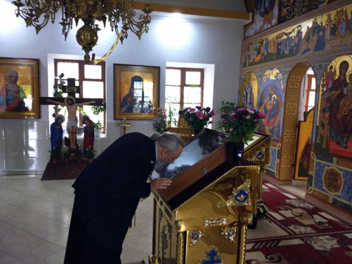 Митрополит Аристарх посетил Хировский женский монастырь