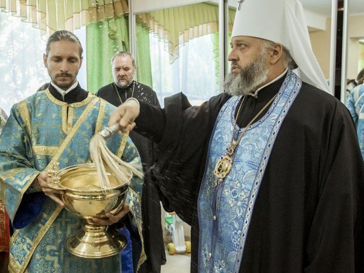 В областном центре открыт Православный детский сад «Гнёздышко»