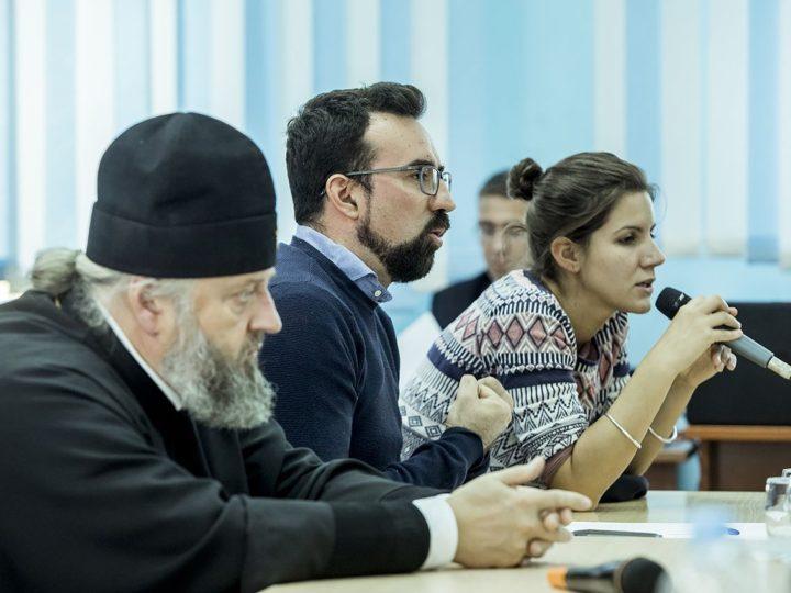 В рамках XXI Иоанновских чтений в Православной гимназии Кемерова прошёл круглый стол