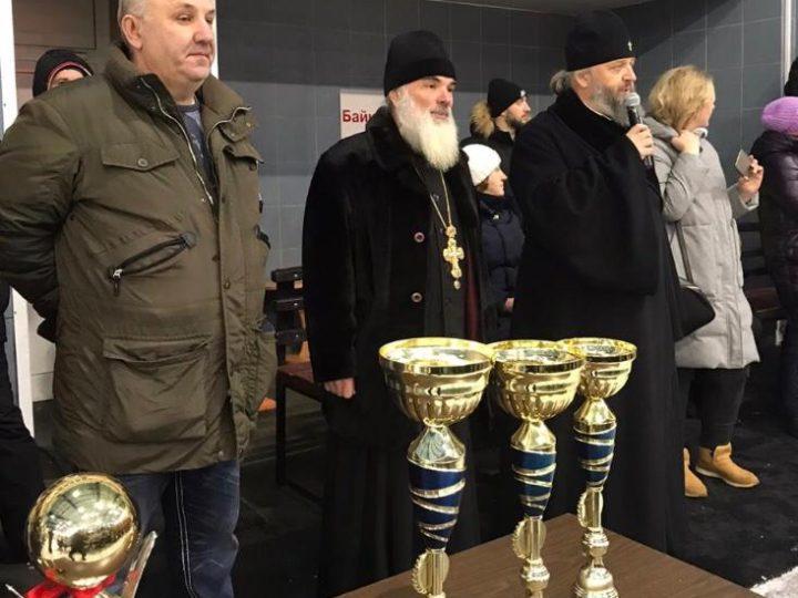 Юные хоккеисты разыграли в Кемерове Кубок главы Кузбасской митрополии