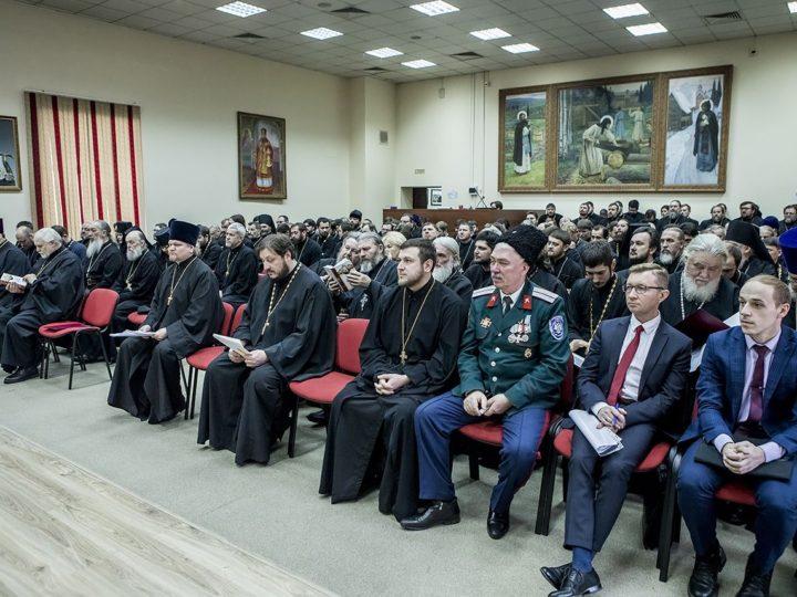 В Кемерове состоялось Епархиальное собрание