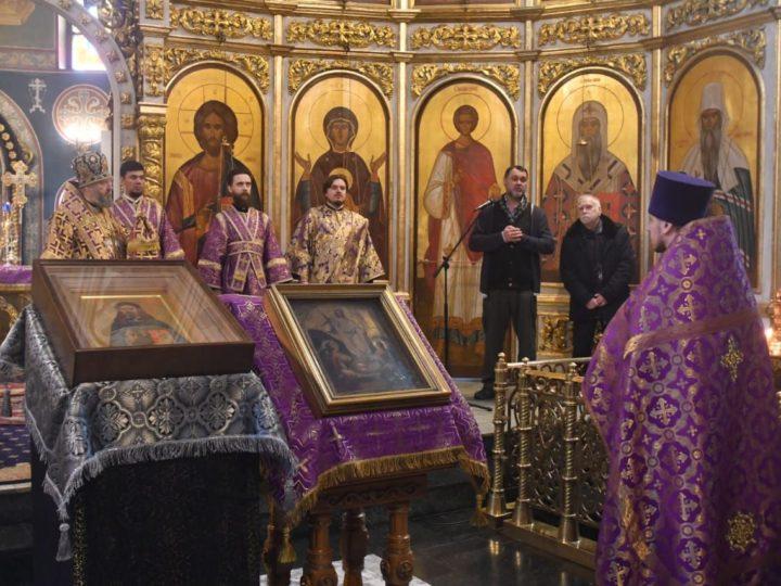 В Кузбассе молятся об избавлении от пандемии коронавируса