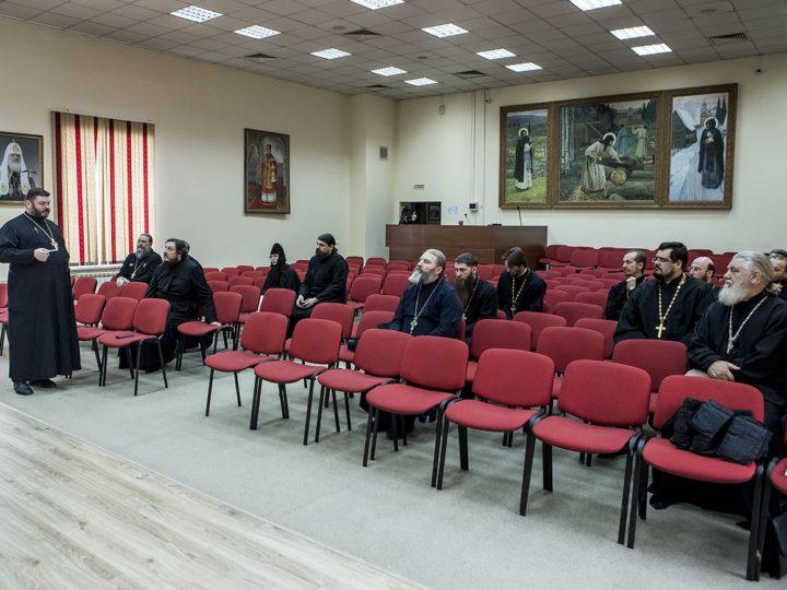 Создана Рабочая группа по деятельности Кемеровской епархии в условиях распространения коронавирусной инфекции