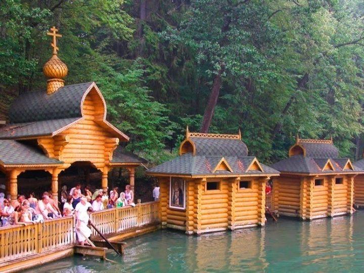 Паломническая служба Кузбасской митрополии приглашает посетить Дивеево