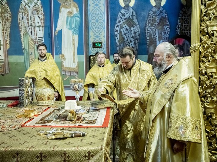 28 июля 2020 г. Празднование Дня крещения Руси в Кемерове