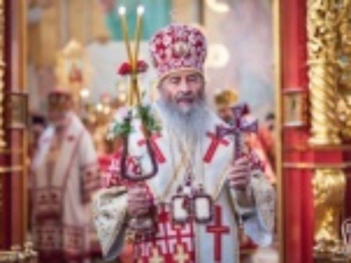 Блаженнейший митрополит Онуфрий возглавил торжества по случаю престольного праздника киевского Пантелеимонова монастыря в Феофании