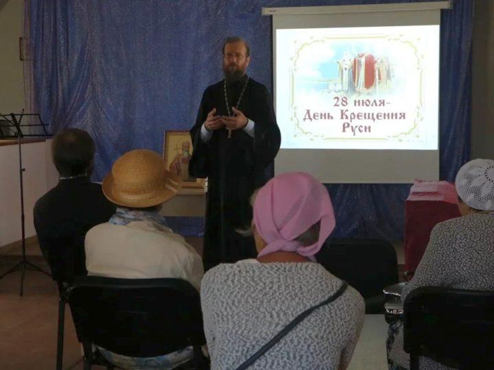 В Междуреченске состоялась межприходская конференция «Христианство на Руси»