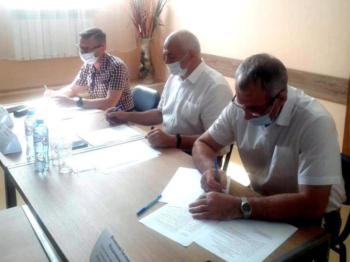 В Юрге состоялось расширенное заседание Межконфессионального совета