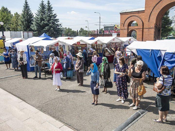 В Кемерове завершила работу VIII Международная православная выставка-ярмарка «От покаяния к воскресению России»