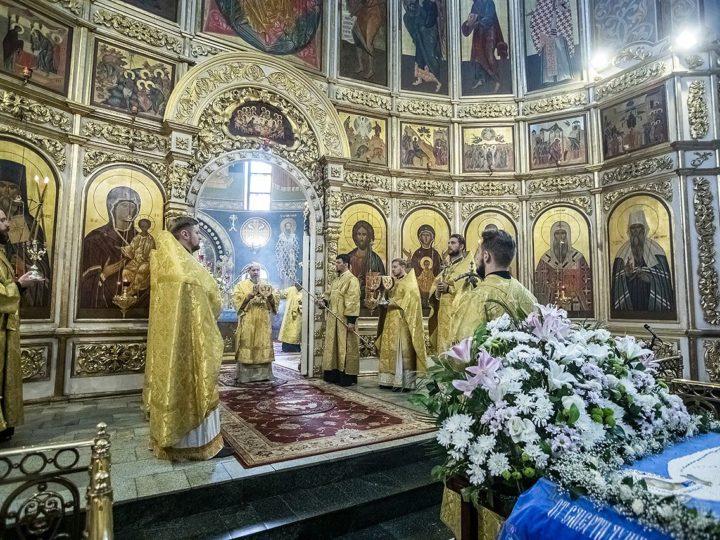 30 августа 2020 г. Прославление собора Кемеровских святых