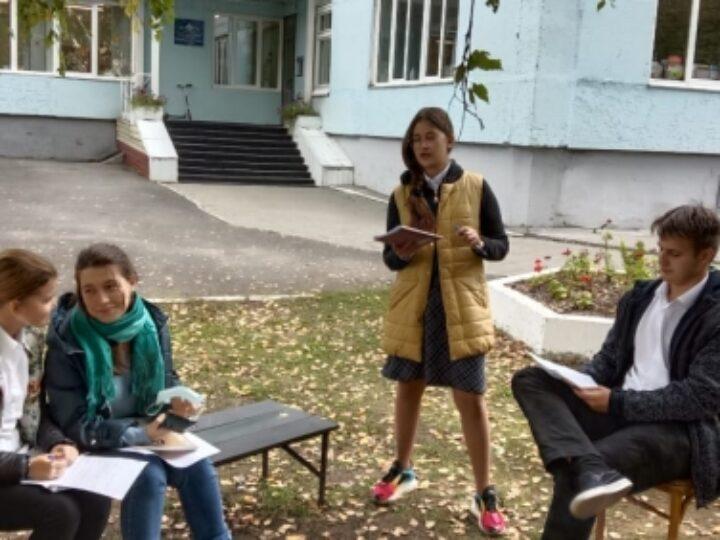 Уроки английского на улице: в православной гимназии Кемерова прошли необычные занятия