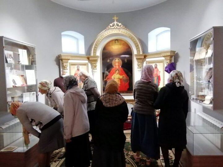 Юргинцы побывали в паломнической поездке по Новосибирской митрополии