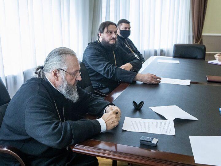 В Кемерове состоялось заседание оргкомитета XV ежегодного Всероссийского конкурса «За нравственный подвиг учителя»