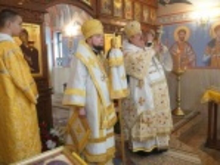 Председатель Синодального отдела по делам молодежи принял участие в торжествах Люблинско-Холмской епархии Польской Православной Церкви