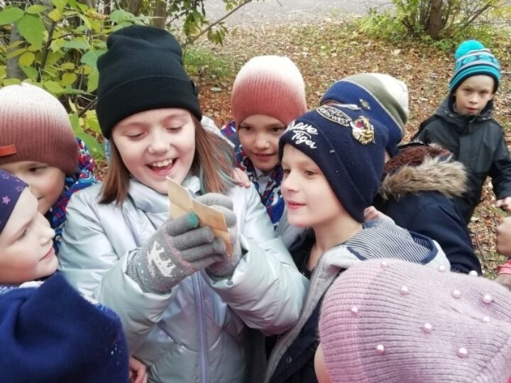 Ученики Православной гимназии Кемерова приняли участие в квесте
