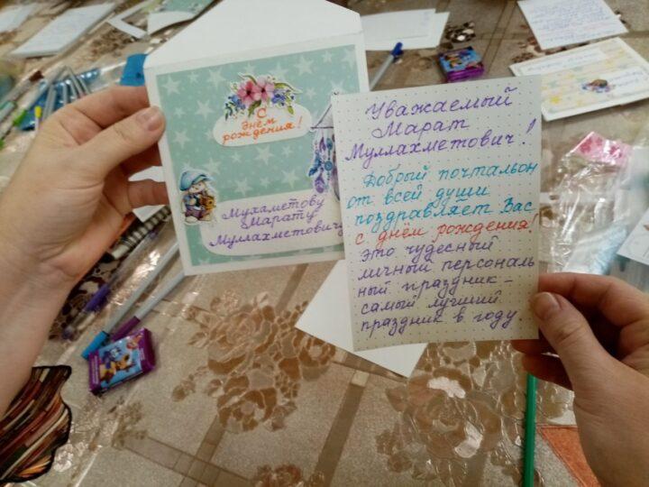 Приход храма Воскресения Христова Кемерова присоединился к проекту «Добрые почтальоны».