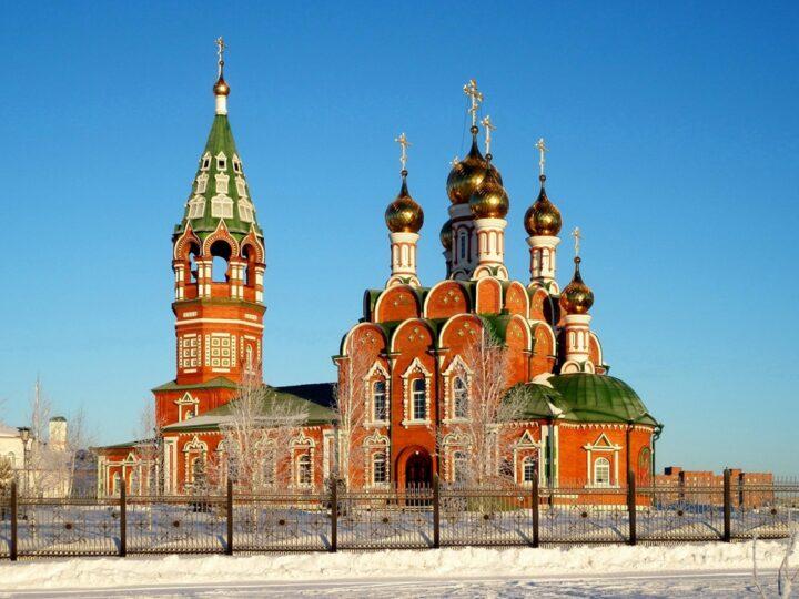 Центральный храм Киселёвского благочиния встретил престольный праздник
