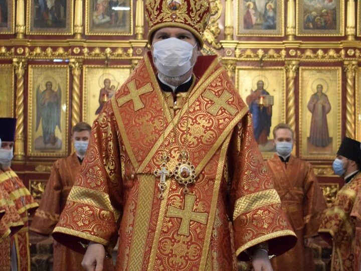 Новокузнецкий храм встретил престольный праздник