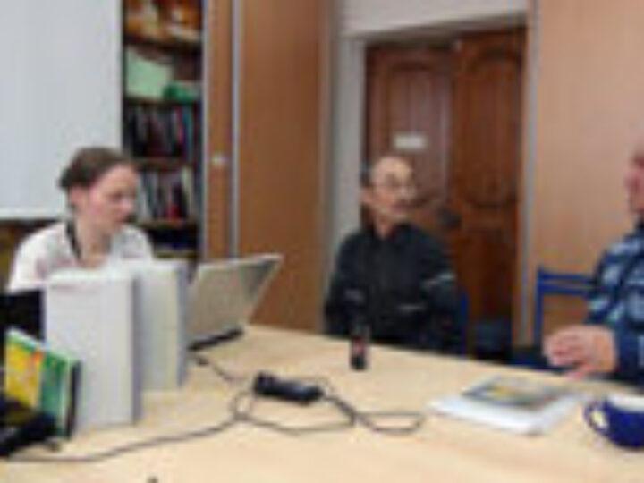В Томской епархии ведется онлайн-преподавание чулымского языка