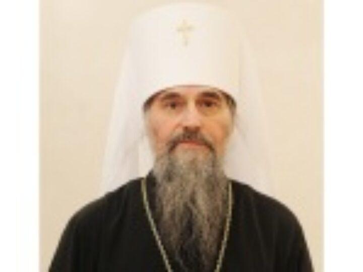 Назначен временный управляющий Оренбургской епархией