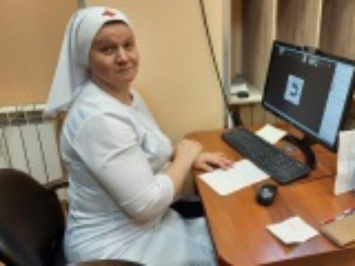 При участии Синодального отдела по благотворительности открылись дистанционные курсы для сестер милосердия по уходу за тяжелобольными
