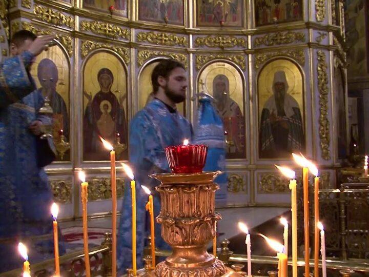 День иконы Божией Матери именуемой Знамение