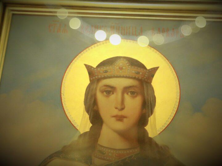Глава митрополии возглавил богослужение в Кафедральном Соборном Храме Христа Спасителя в Москве в день памяти великомученицы Варвары